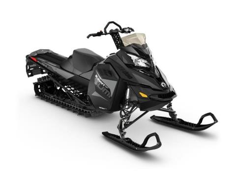 2017 Ski-Doo Summit SP 154 600 H.O. E-TEC, PowderMax 2.5