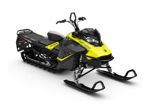 2017 Ski-Doo Summit SP 154 850 E-TEC E.S., PowderMax 3.0