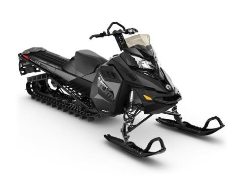 2017 Ski-Doo Summit SP 163 800R E-TEC, PowderMax 3.0