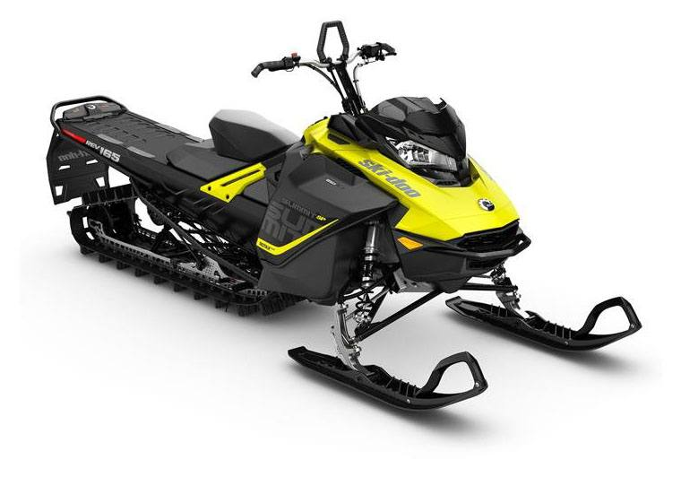 2017 Ski-Doo Summit SP 165 850 E-TEC E.S., PowderMax 2.5 in. in Norfolk, Virginia - Photo 1
