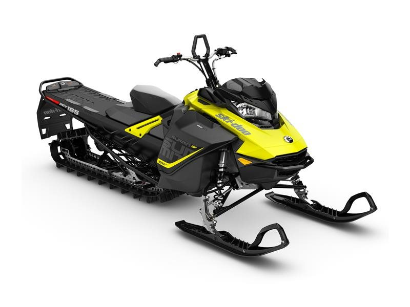 "2017 Ski-Doo Summit SP 165 850 E-TEC E.S., PowderMax 3.0"" in Island Park, Idaho"