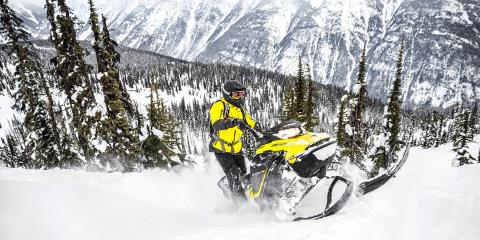 "2017 Ski-Doo Summit SP 165 850 E-TEC E.S., PowderMax 3.0"" in Bemidji, Minnesota"