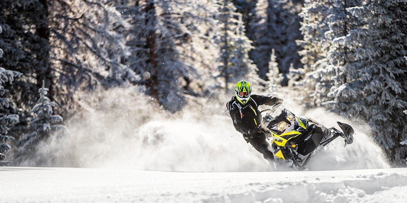 "2017 Ski-Doo Summit SP 174 800R E-TEC, PowderMax 3.0"" in Evanston, Wyoming"