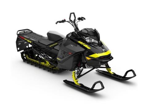 2017 Ski-Doo Summit X 154 850 E-TEC, PowderMax 3.0