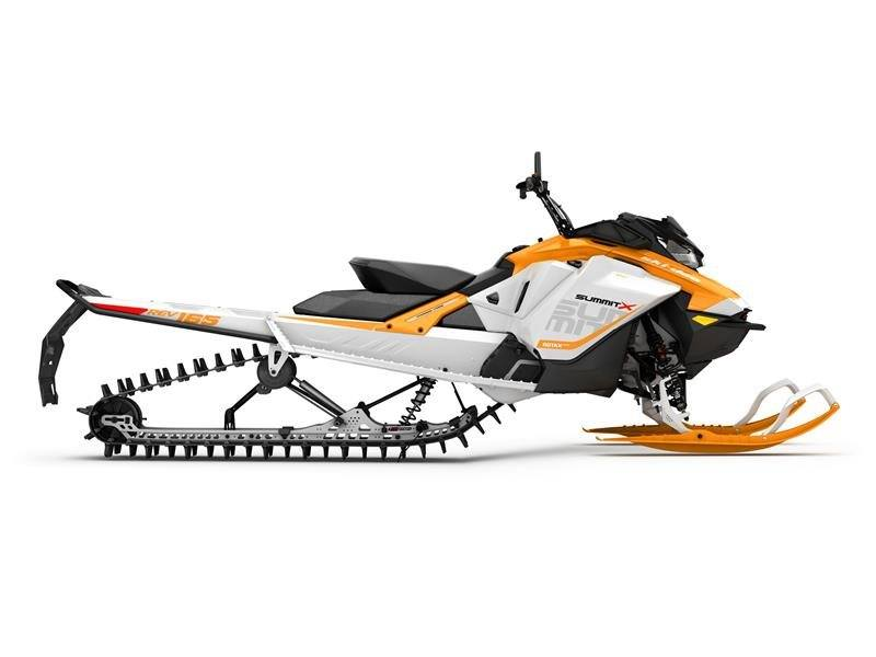 "2017 Ski-Doo Summit X 165 850 E-TEC E.S., PowderMax 3.0"" in Butte, Montana"