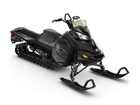 2017 Ski-Doo Summit X 174 800R E-TEC E.S., PowderMax 3.0