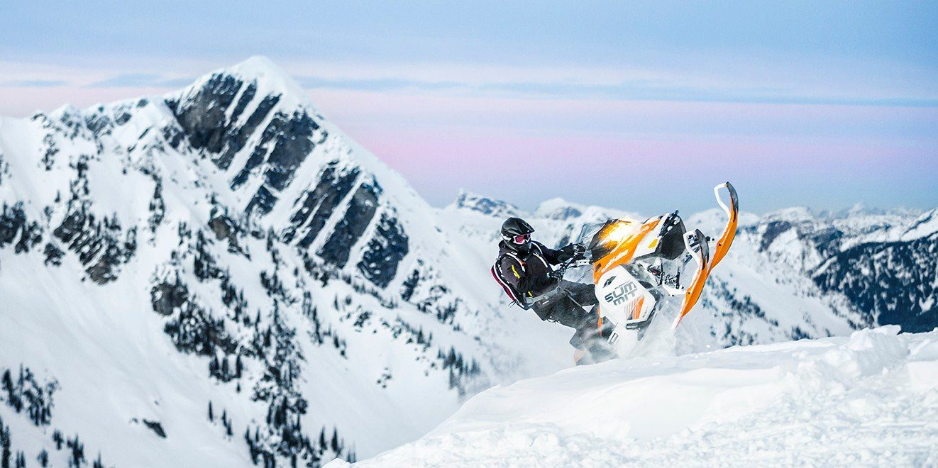 "2017 Ski-Doo Summit X 174 800R E-TEC, PowderMax 3.0"" in Butte, Montana"