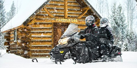 2017 Ski-Doo Grand Touring LE 600 H.O. E-TEC in Augusta, Maine