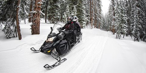 2017 Ski-Doo Grand Touring LE 600 H.O. E-TEC in Fond Du Lac, Wisconsin