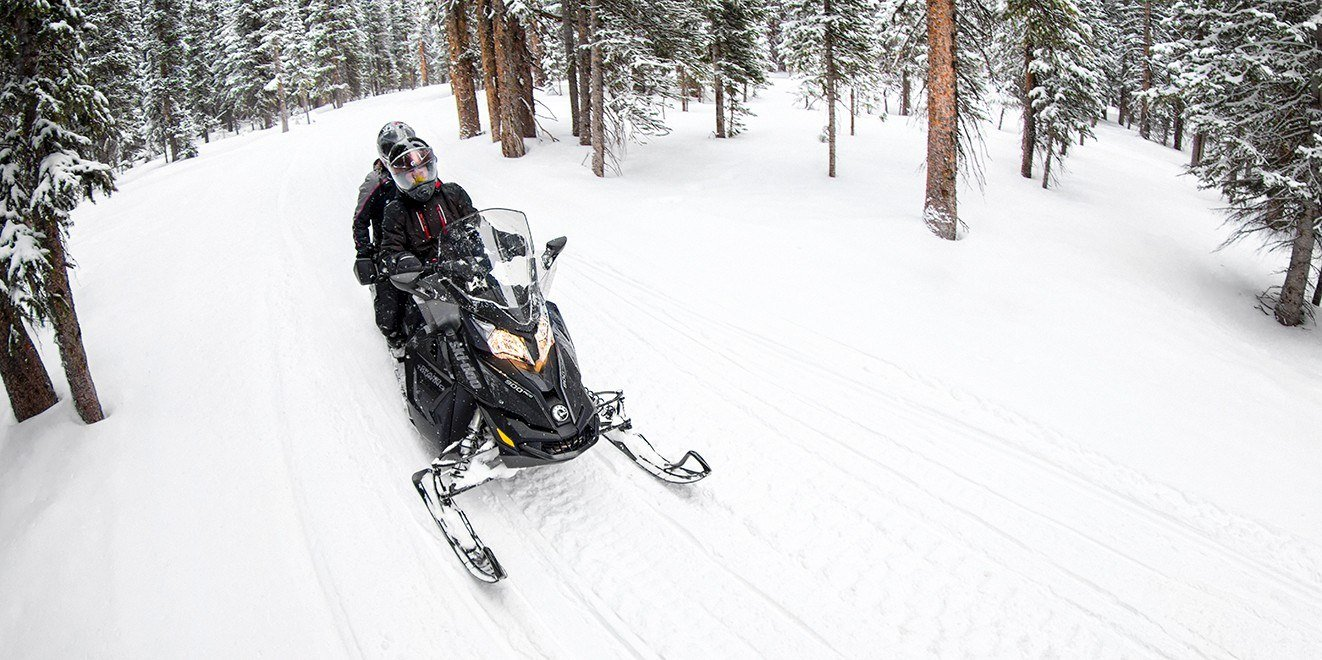 2017 Ski-Doo Grand Touring LE 900 ACE in Clarence, New York