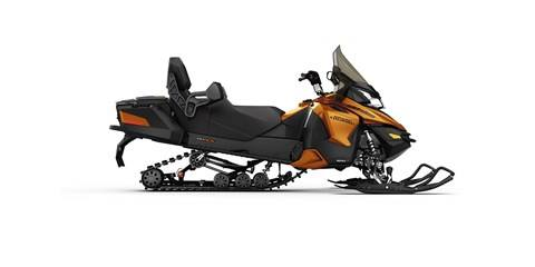 2017 Ski-Doo Grand Touring SE 1200 4-TEC in Hanover, Pennsylvania