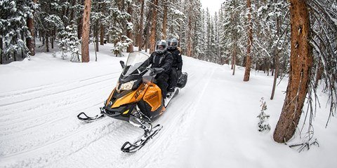 2017 Ski-Doo Grand Touring SE 900 ACE in Salt Lake City, Utah