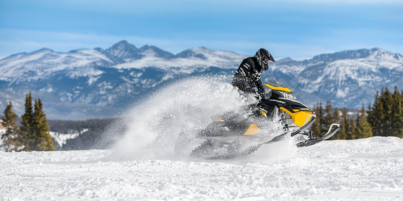 2017 Ski-Doo MXZ Blizzard 1200 4-TEC in Pendleton, New York