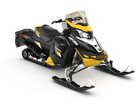 2017 Ski-Doo MXZ Blizzard 800R E-TEC in Land O Lakes, Wisconsin