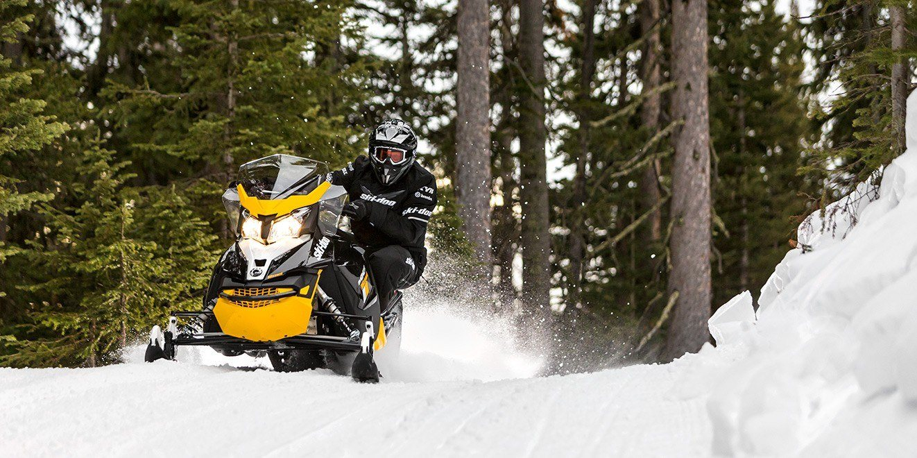 2017 Ski-Doo MXZ Blizzard 900 ACE in Butte, Montana