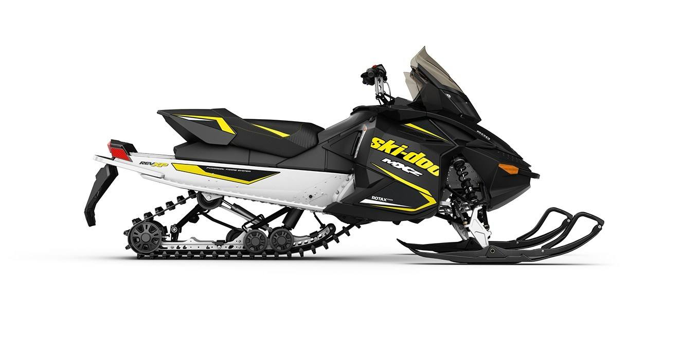 2017 Ski-Doo MXZ Sport 600 Carb in Salt Lake City, Utah