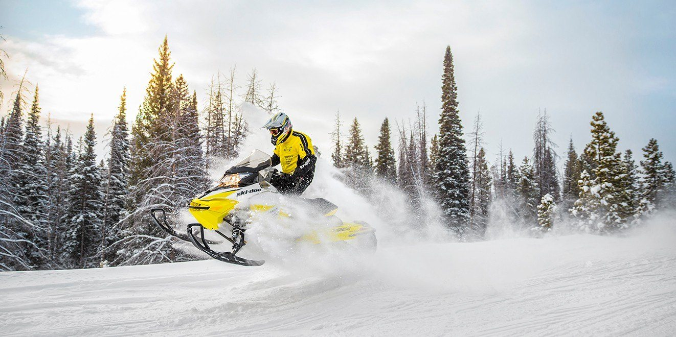 2017 Ski-Doo MXZ TNT 1200 4-TEC in Walton, New York