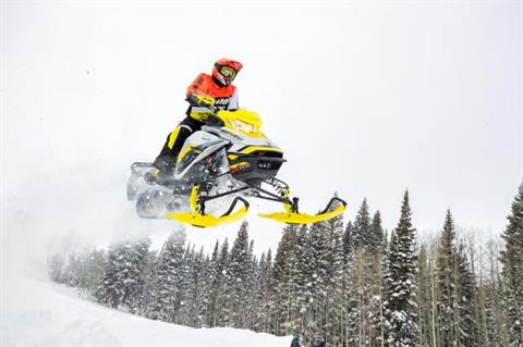 2017 Ski-Doo MXZ X-RS 800R E-TEC Ice Ripper XT in Salt Lake City, Utah