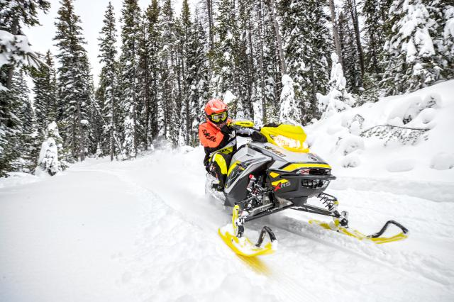 2017 Ski-Doo MXZ X-RS 800R E-TEC Ice Ripper XT in Clarence, New York