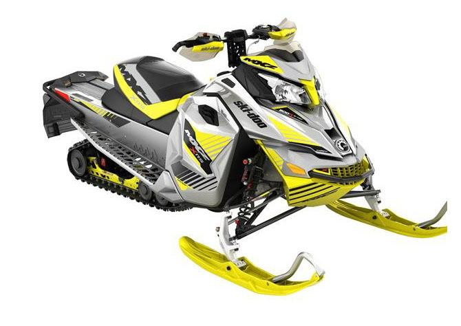 2017 Ski-Doo MXZ X-RS 800R E-TEC Ripsaw in Clarence, New York
