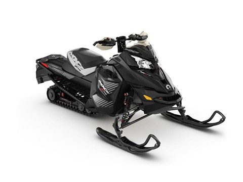 2017 Ski-Doo MXZ X-RS 800R E-TEC w/ Adj. Pkg. Ice Ripper XT in Waterbury, Connecticut