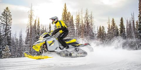 2017 Ski-Doo MXZ X-RS 800R E-TEC w/ Adj. Pkg. Ripsaw in Salt Lake City, Utah