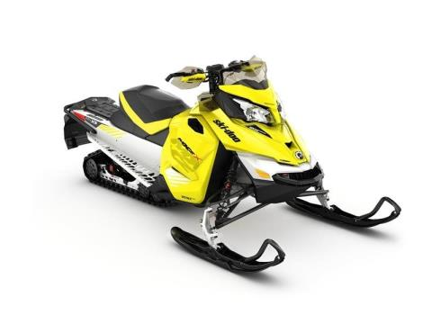 2017 Ski-Doo MXZ X 1200 4-TEC Ice Ripper XT in Clarence, New York
