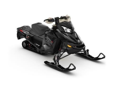 2017 Ski-Doo MXZ X 1200 4-TEC w/ Adj. pkg. Ice Ripper XT in Clarence, New York
