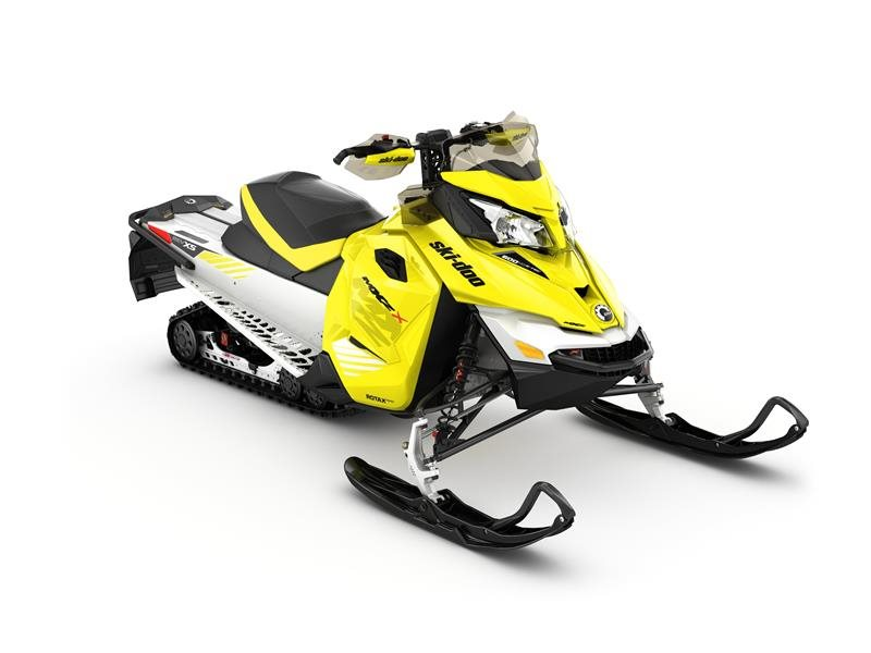 2017 Ski-Doo MXZ X 600 H.O. E-TEC Ice Ripper XT in Salt Lake City, Utah