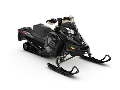 2017 Ski-Doo MXZ X 600 H.O. E-TEC w/ Adj. Pkg. Ice Ripper XT in Waterbury, Connecticut