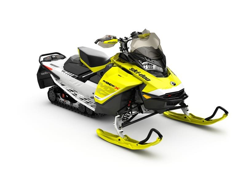 2017 Ski-Doo MXZ X 850 E-TEC Ice Ripper XT in Pendleton, New York