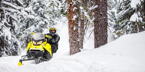 2017 Ski-Doo MXZ X 850 E-TEC Ice Ripper XT in Unity, Maine