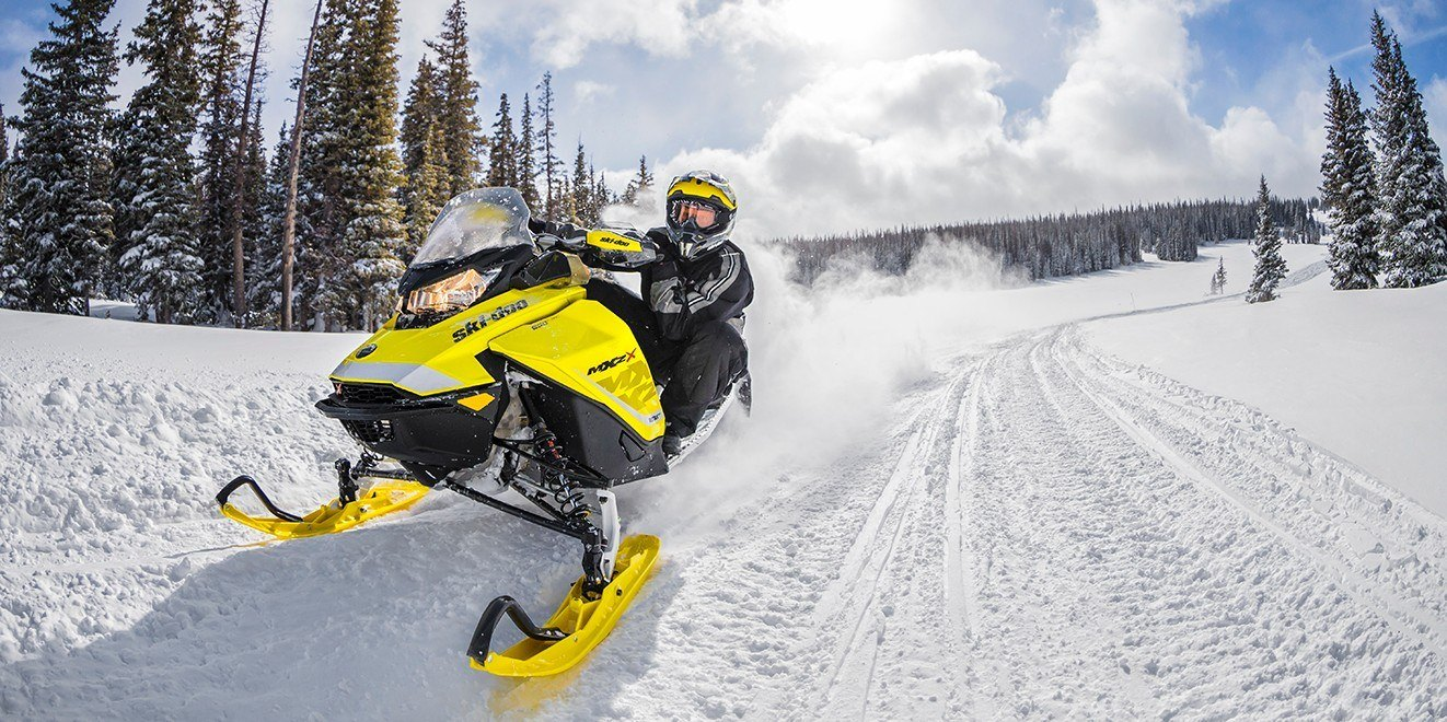 2017 Ski-Doo MXZ X 850 E-TEC Ripsaw in Salt Lake City, Utah