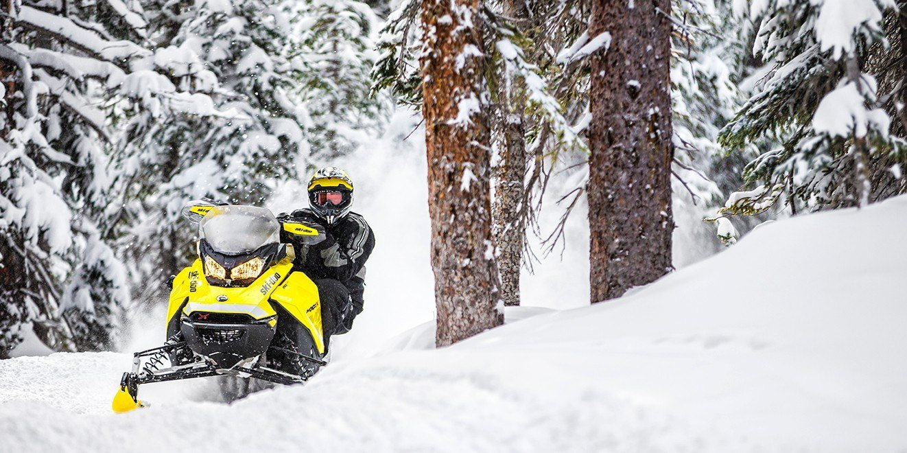 2017 Ski-Doo MXZ X 850 E-TEC w/ Adj. Pkg. Ice Ripper XT in Salt Lake City, Utah