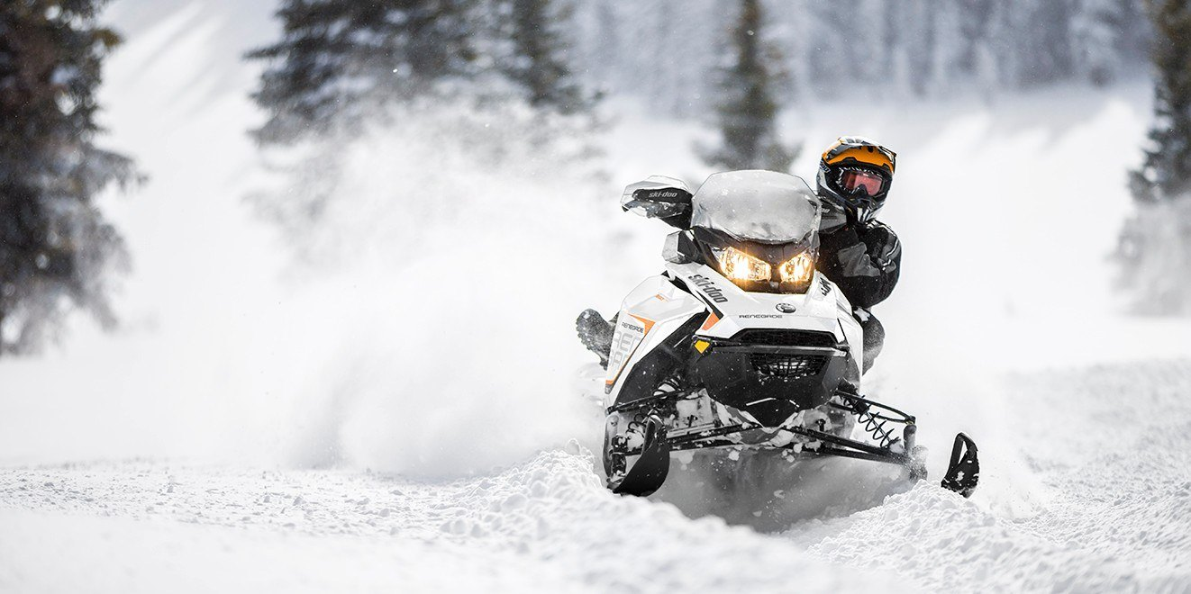2017 Ski-Doo Renegade Adrenaline 850 E-TEC in Pendleton, New York