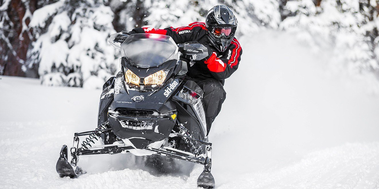 2017 Ski-Doo Renegade Adrenaline 850 E-TEC E.S. in Salt Lake City, Utah