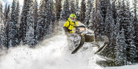 2017 Ski-Doo Renegade Backcountry 600 H.O. E-TEC E.S. in Butte, Montana