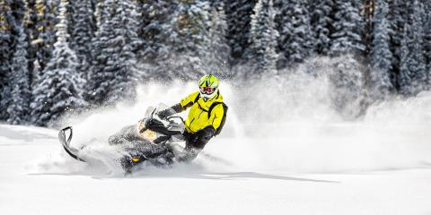 2017 Ski-Doo Renegade Backcountry 800R E-TEC in Wasilla, Alaska