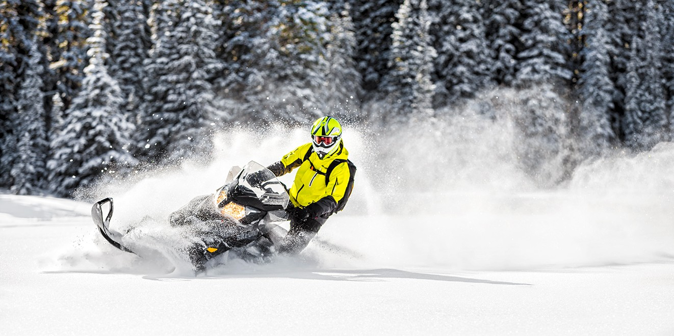 2017 Ski-Doo Renegade Backcountry 800R E-TEC E.S. in Barre, Massachusetts