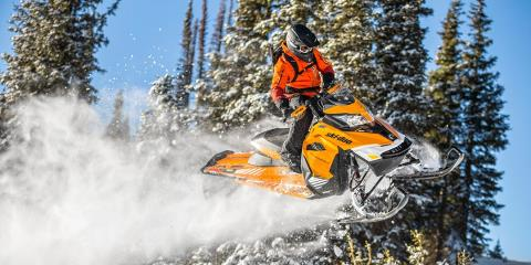 "2017 Ski-Doo Renegade Backcountry X 800R E-TEC Powdermax 2.0"" in Sauk Rapids, Minnesota"