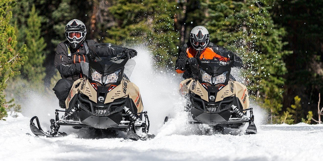2017 Ski-Doo Renegade Enduro 1200 4-TEC E.S. in Pendleton, New York