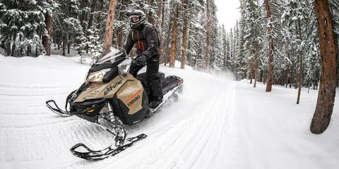 2017 Ski-Doo Renegade Enduro 1200 4-TEC E.S. in Salt Lake City, Utah