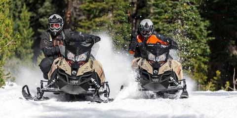2017 Ski-Doo Renegade Enduro 600 H.O. E-TEC E.S. in Colebrook, New Hampshire