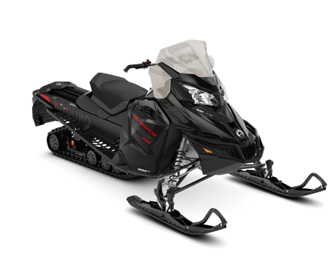 2018 Ski-Doo Renegade Enduro 600 HO E-TEC ES in Atlantic, Iowa