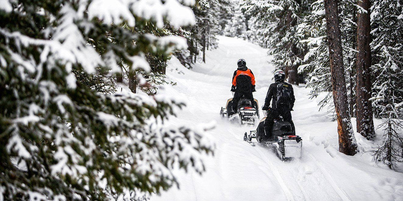 2017 Ski-Doo Renegade Enduro 800R E-TEC E.S. in Colebrook, New Hampshire