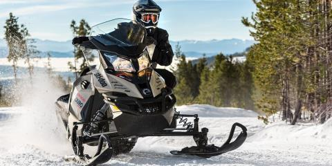 2017 Ski-Doo Renegade Enduro 800R E-TEC E.S. in Land O Lakes, Wisconsin