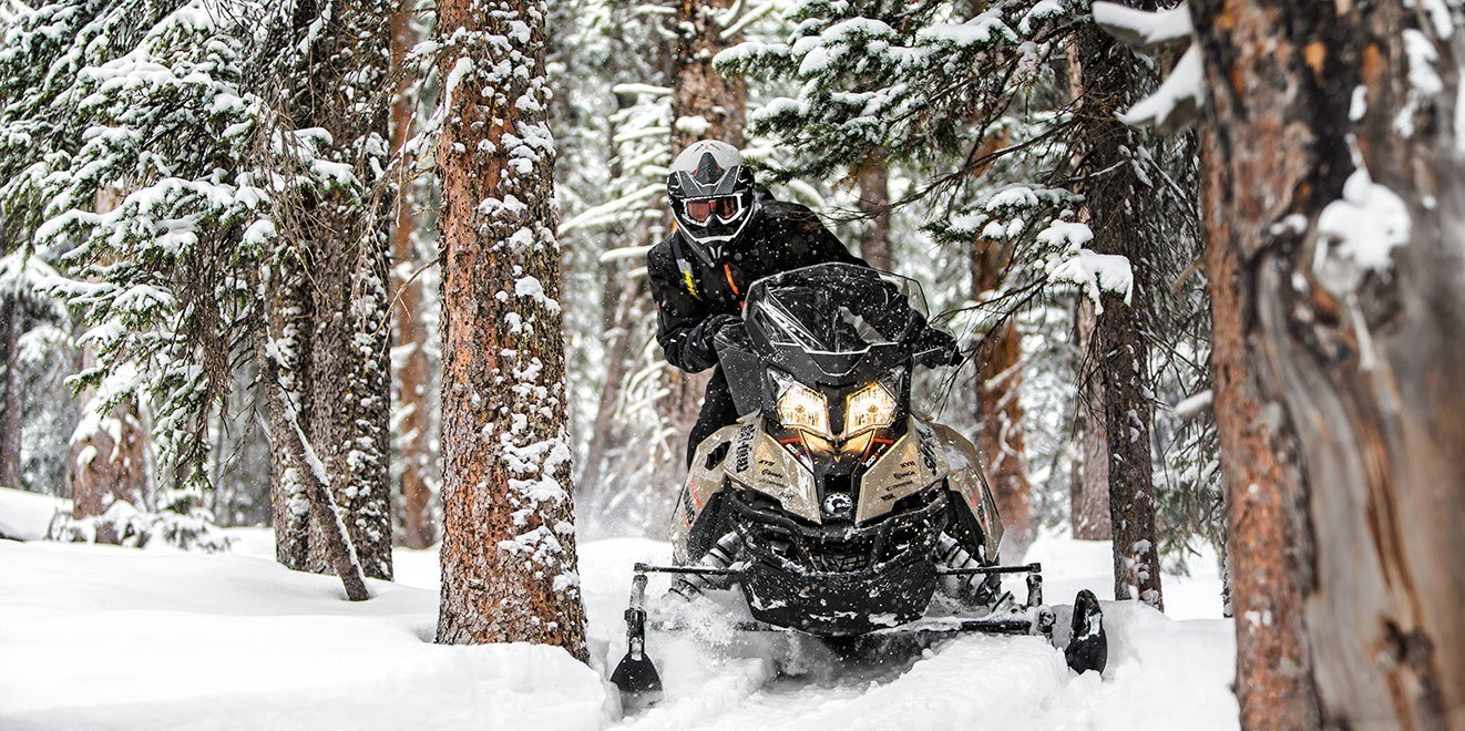 2017 Ski-Doo Renegade Enduro 900 ACE E.S. in Butte, Montana