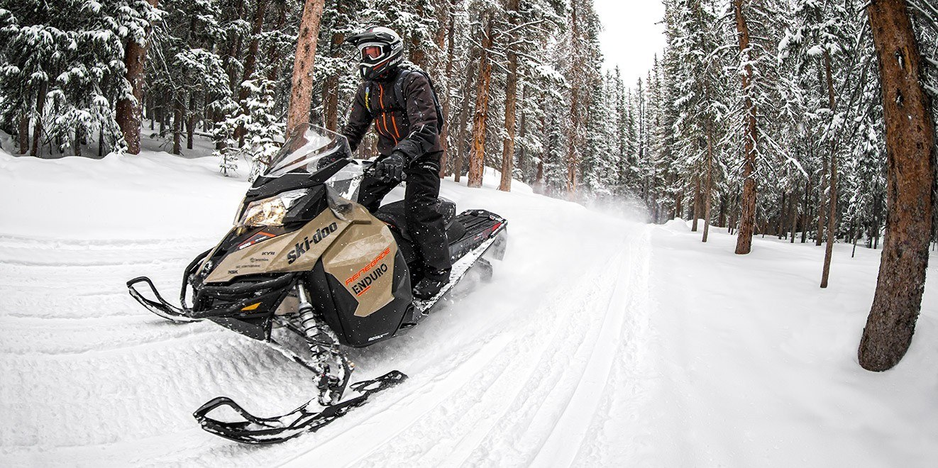2017 Ski-Doo Renegade Enduro 900 ACE E.S. in Unity, Maine - Photo 11