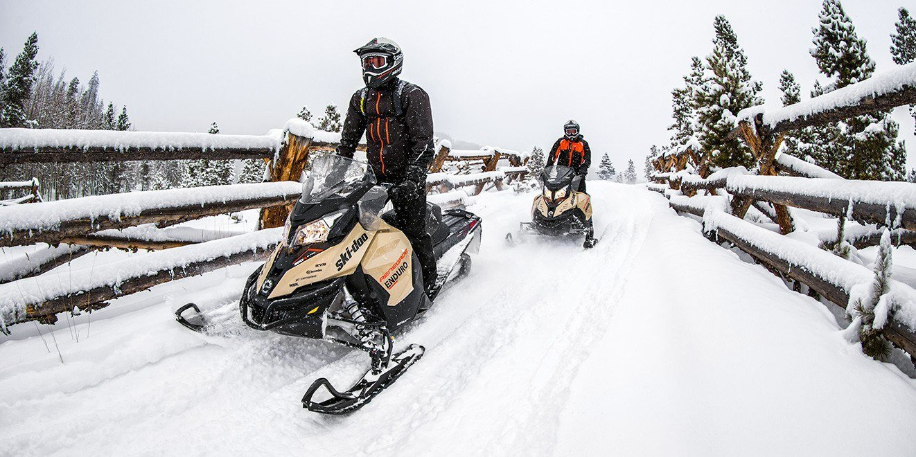 2017 Ski-Doo Renegade Enduro 900 ACE E.S. in Unity, Maine - Photo 13