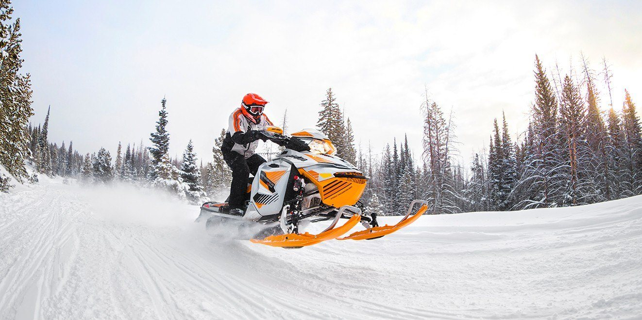 "2017 Ski-Doo Renegade X-RS 800R E-TEC E.S. Ice Cobra 1.6"" in Unity, Maine"